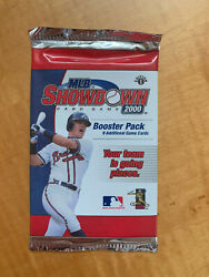 MLB Showdown 2000 1st Edition Booster Pack