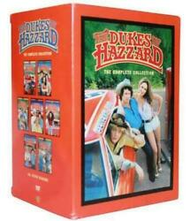 The Dukes Of Hazzard: The Complete Series (Brand New DVD 33-Disc Box Set)