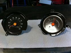 1974 Chevy pickup original speedometer & fuel gauge