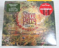 Steve Perry Traces CD + Deluxe Edition with 5 Bonus Songs