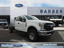 2019 Ford F-350 F-350 XL 0  Cab Chassis  TorqShift 6-speed SelectShift Automatic