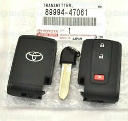 2004-2009 Toyota Prius Smart-Entry Key and Remote (with Smart-Entry)