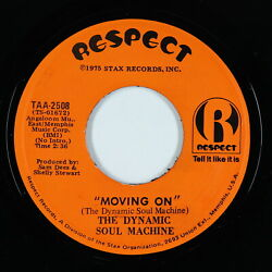 Funk 45 - Dynamic Soul Machine - Moving On - Respect - VG++ mp3