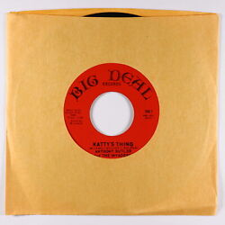 Funk Breaks 45 - Anthony Butler & Invaders - Katty's Thing - Big Deal - VG+ mp3