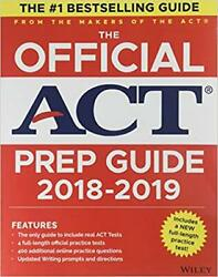 The Official ACT Prep Guide 2019-2020 by ACT (Digital2019)