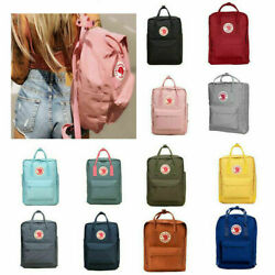 Waterproof Fjallraven Kanken Backpack Sport School Bag Travel Rucksack Men Women