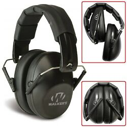 Ear Muffs Hearing Protection Noise Reduction Shooting Safety Folding Earmuffs