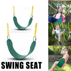 2 Pack Kids Swing Seat Playground Set Children Play Game Outdoor Durable Safety $41.99