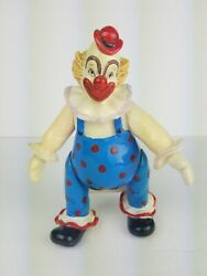 George Good Colorfol Wind up Vintage Clown Collectible Musical Americana Series