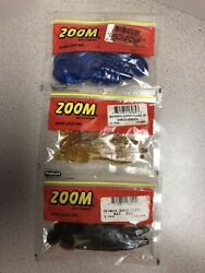 Zoom fishing worms lot $7.00