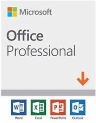 Microsoft Office 2019 Professional Plus 1PC Full Retail Version