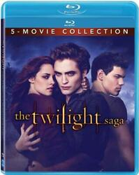 Twilight Saga The: 5-Movie Collection Blu-ray