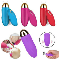 Multispeed-Vibrator-Love-Egg-Bullet-Woman-Massager-Remote-Control Use Lubricant