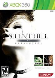 Silent Hill HD Collection 2 3 Microsoft Xbox 360 Survival Horror Undead NEW $30.99