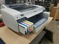 EPSON STYLUS PRO 4880 LARGE FORMAT PRINTER WITH ROLL MEDIA FEED