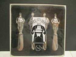 Lenox Butler's Pantry CHEESE SPREADERS Set of 4 - At Your Service collection