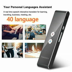 Translaty MUAMA Enence Smart Instant Real Time Voice 40 Languages Translator US