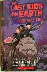 The Last Kids on Earth and The Nightmare King. -Hardcover  **NEW**