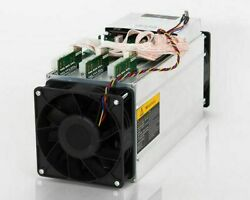 Bitmain Antminer L3+ Bitcoin Miner WITH POWER UNIT (Two Units)