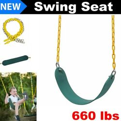 1 Pack Heavy Duty Swing Seat Swings Set Accessories Swing Seat Replacement Adult $22.99