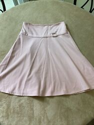 Rave Stretch Pink Skirt Women#x27;s Size 5 Elegant And Professional Skirt $5.00