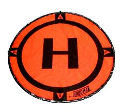 Hoodman 5 ft Drone Launch and Landing Pad with Storage Pouch HDLP $309.88