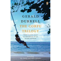 The Corfu Trilogy by: Gerald Durrell