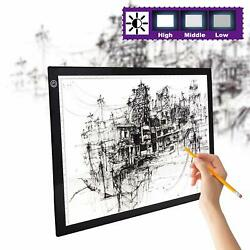 HOKONE LED Light Box Tracer A3A4 Ultra-Thin PortableArtcraft Tracing Light Box