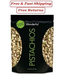 Wonderful Pistachios Roasted and Salted 48 oz. $23.82