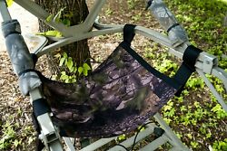 Rustic Outdoor Products Universal Replacement Tree Stand Regular Camo Seat $26.98