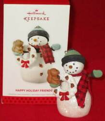 2013 hallmark Happy Holiday Friends (NEW)