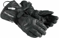 Tourmaster Synergy 2.0 Heated Gloves Motorcycle Street Bike $83.29