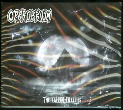 Opprobrium The Fallen Entities CD new High Roller Records