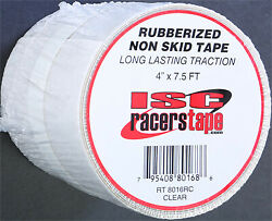 ISC Racers Tape ISC Racer Tape RT8016RC Rubberized Nonskid Tape Clear 10 2313 $28.17