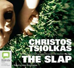 The Slap by Christos Tsiolkas (English) Compact Disc Book Free Shipping!