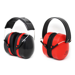 26 dB NRR Safety Ear Muffs Ear Defenders for Shooting Adjustable $8.99