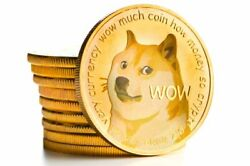 Dogecoin Mining Contract 4 Hours Get 2500 DOGE in Hours not Days Guaranteed $8.88