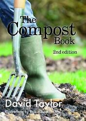 The Compost Book by David Taylor English Paperback Book Free Shipping $20.22