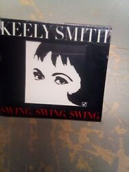 KEELY SMITH Swing Swing Swing CD Brand New $7.95