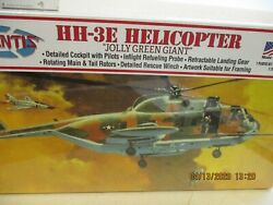 ATLANTIS MODELS 1:72 SCALE quot;JOLLY GREEN GIANTquot; HH 3E HELICOPTER KIT No. A505 MIB $18.99