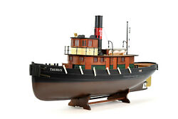 Taurus Tugboat Handmade Wooden Boat Model 37quot; RC Ready $1200.00
