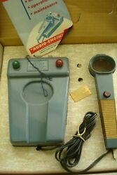 VINTAGE TRAIN AUDIO ENGINEER ELECTRO NUCLEAR DEVICES COMMAND SET W BOX $14.99