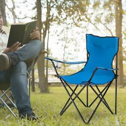 Mul Color Portable Folding Camping Chair Outdoor Beach Fishing Picnic Camping $14.90