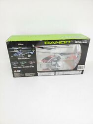 Sky Rover Bandit Helicopter Can Rise Fall Turn Left amp; Right Color Gyro Red $35.99
