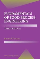 Fundamentals of Food Process Engineering Food Science Text Series $40.01