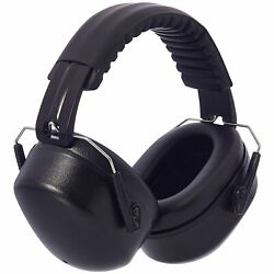 Ear Muffs Hearing Foldable Noise Reduction 34dB Protection Gun Shooting Range US $11.14