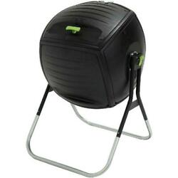 Compost Tumbler Rotating Heavy Duty UV Protected Organic Waste Soil Fertilizer $249.99