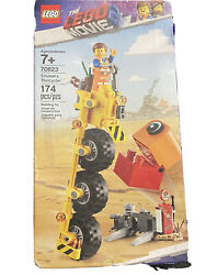 Lego 70823 LEGO Movie 2 Emmet's Thricycle Building Sets (173 Pieces) $12.95