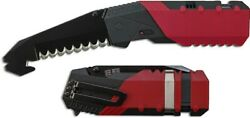 Schrade Professionals 1st Response Assisted Blunt Tip Blade Rescue Knife BLACK $45.00