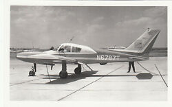 E 515 Grumman American AA 5A Cheetah Amistad Airplane Vintage Photo $9.99